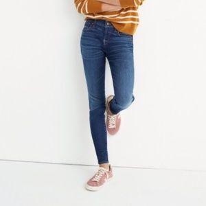 Madewell Skinny Skinny jeans 26x32